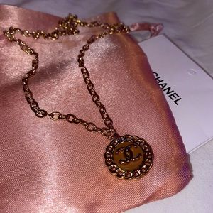 Refurbished authentic Chanel necklace